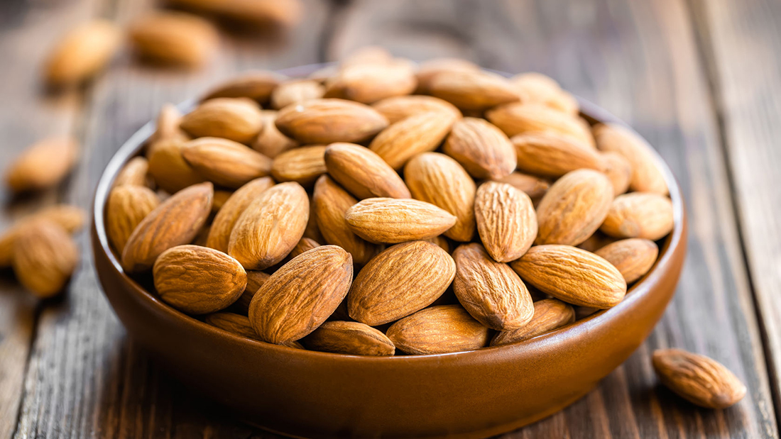Go Nuts (For Good Health)